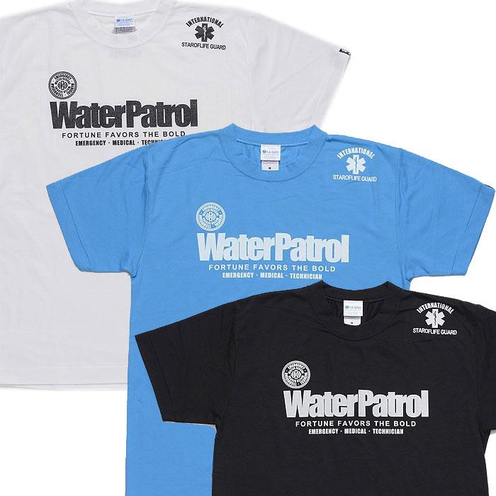 ウォーターパトロールTシャツ