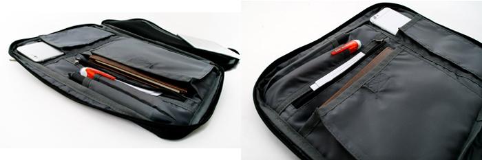 スターオブライフ FIRE FIRSTコラボ 仕事道具や勉強道具等、1つにまとめる事が可能  バッグインバッグ