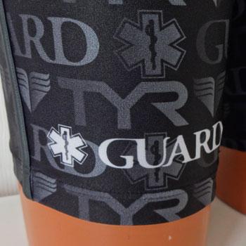 水着 メンズ 男性 ハーフパンツ メンズガードジャマー  ライフセーバー オープンウォーター トライアスロン スポーツクラブ フィットネス GUARD ガード TYR ティア スターオブライフ STAR OF LIFE