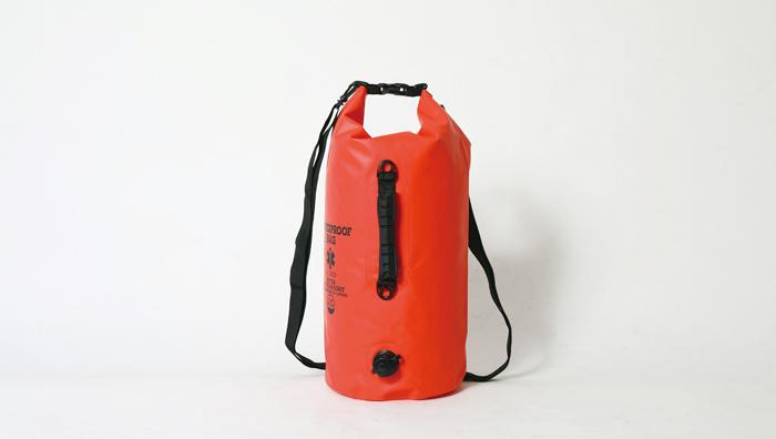 guard,ガード,防水,バックパック,フロートバッグ,救助補助浮き具 オレンジ