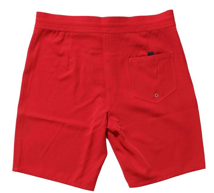 水着 メンズ 赤い サーフパンツ ガードパンツ ボードショーツ ライフガード ショートパンツ GUARD ガード TYR ティア スターオブライフ star of life
