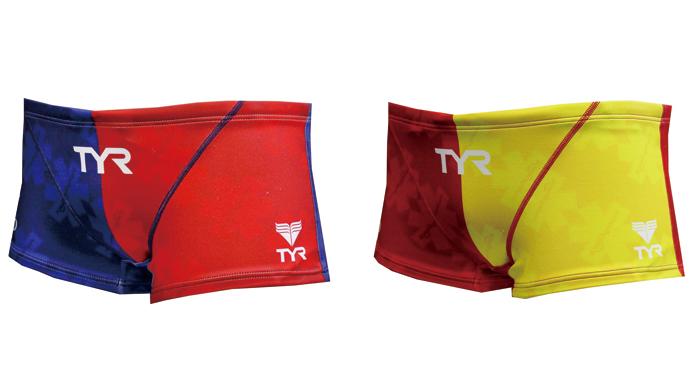tyr(ティア)(ティーワイアール) STAR OF LIFE(スターオブライフ) 水着 メンズ サイズ ボクサー オーシャンスポーツ ヨガ トライアスロン ライフガード オープンウォータースイミング ビーチテニス