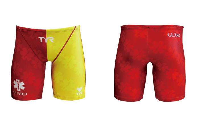 tyr(ティア)(ティーワイアール) STAR OF LIFE(スターオブライフ) 水着 メンズ サイズ ジャマー ハーフパンツ オーシャンスポーツ ヨガ トライアスロン ライフガード オープンウォータースイミング ビーチテニス
