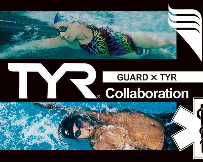 TYR(ティア)水着 オーシャンスポーツ ヨガ トライアスロン ライフガード
