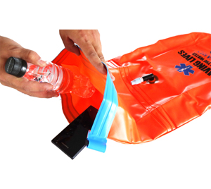 バッグ型救命補助浮き具 エマージェンシーフロート ライフセービング ライフガード グッズ