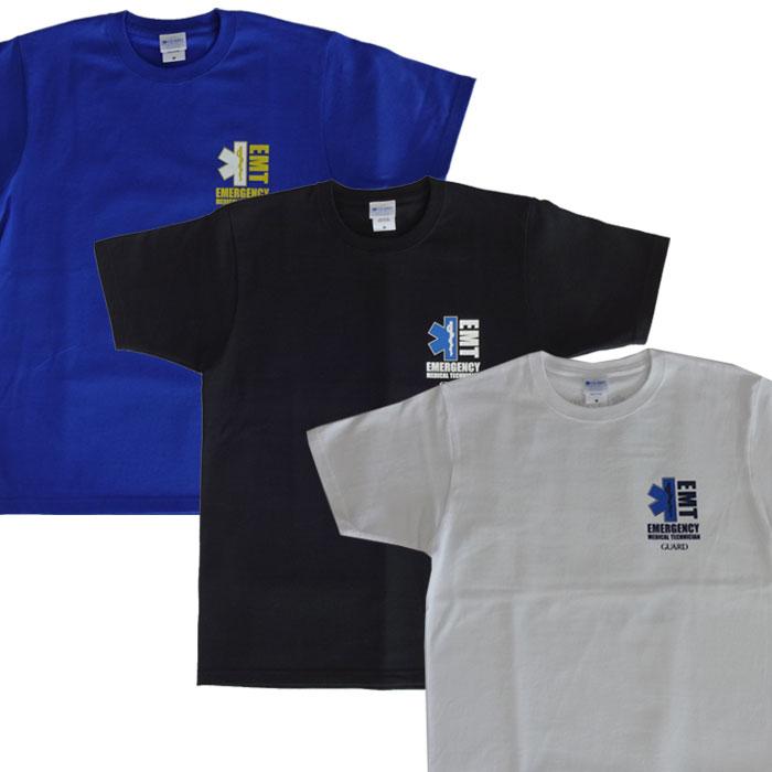 GUARD ガードTシャツ EMTスターオブライフTシャツ