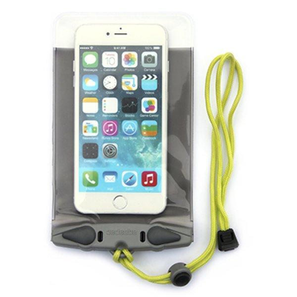画像1: お取り寄せ【キャンプ 海水浴 プール 水辺レジャー】防水ケース アクアパック iPhone6 Plus向け (1)