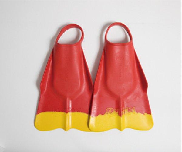 画像1: 世界のライフガードが愛用するフィン 全米ライフガード協会公認用具 Dafin【ダフィン】 (1)