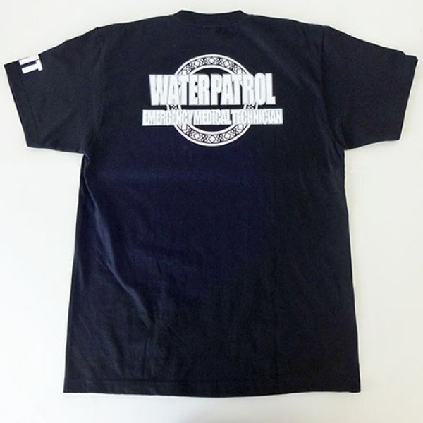 画像1: GUARD 綿100%Tシャツ EMT WATERPATROL (1)