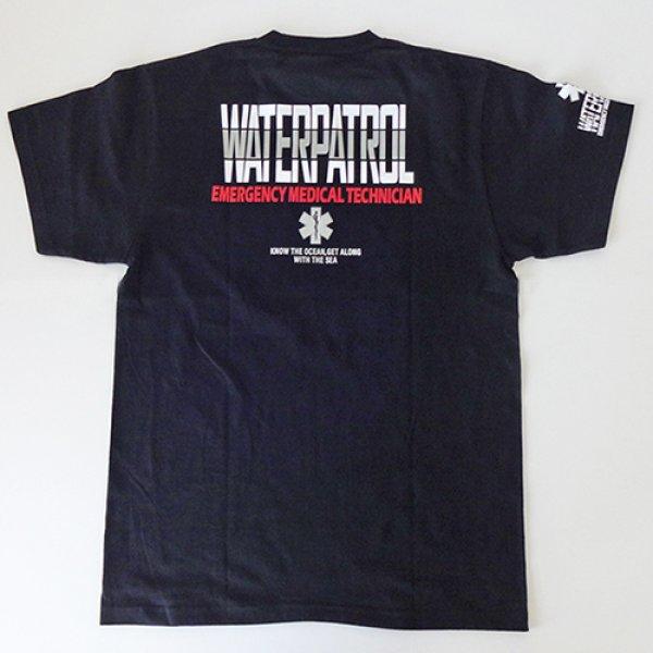 画像1: GUARD 綿100%Tシャツ WATER PATROL (1)