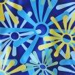 画像8: 女性水着 GUARD(ガード)×TYR(ティア)花柄【レディース ワークアウトビキニ セパーレト】 (8)