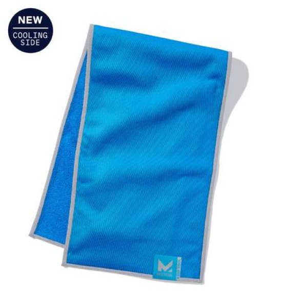 画像1: MISSION/ミッションタオル デュオマックスクーリングタオル Duo Max Cooling Towel (1)
