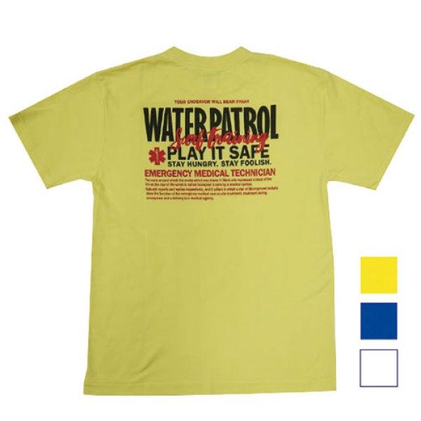 画像1: GUARD ハニカムメッシュTシャツ WATERPATROL (1)