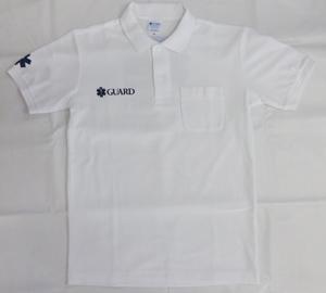 スターオブライフ ポロシャツ ホワイト