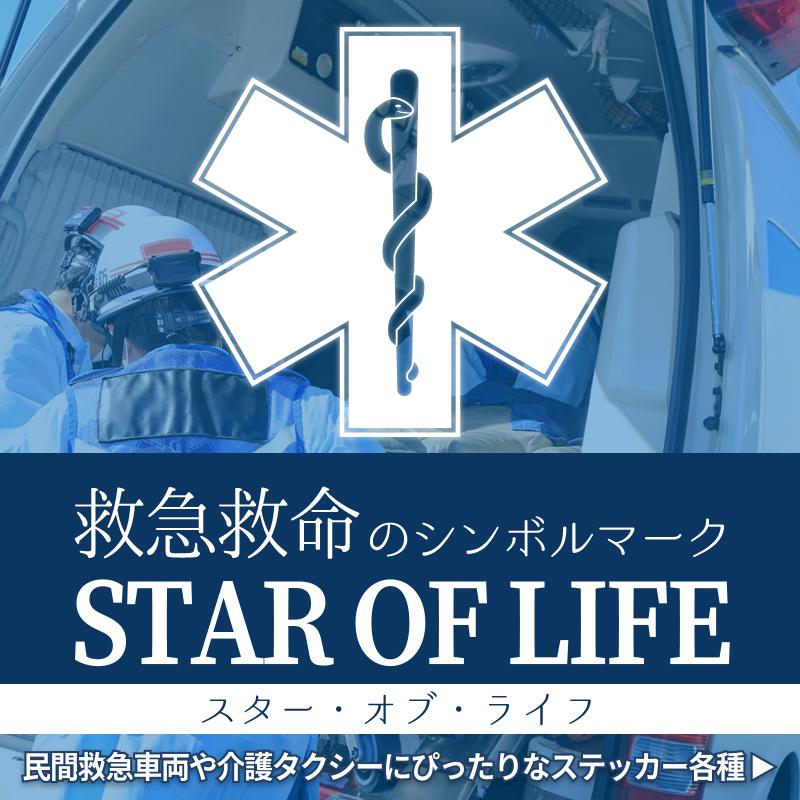 救急救命のシンボルマーク