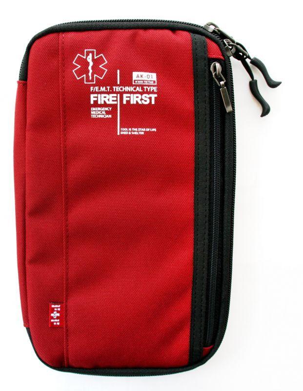 スターオブライフ FIRE FIRSTコラボ 旅行の必需品が一つにまとまるドキュメントケース 身の回りの小物等の整理