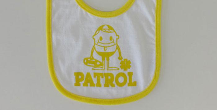 ライフセービング ライフセーバー デザイン スナップボタン スタイ ビブ 赤ちゃん よだれかけ 男の子 女の子  出産祝い 0歳児 新生児 お祝い