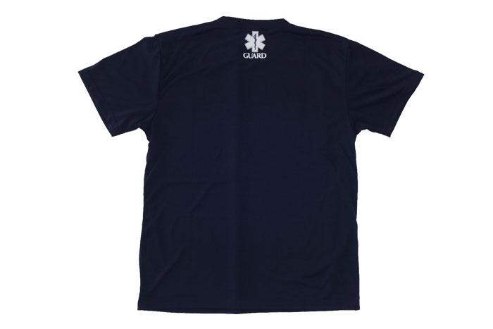 ネイビーTシャツデザイン、ガード(海での監視業務)やウォーターパトロールにぴったり。