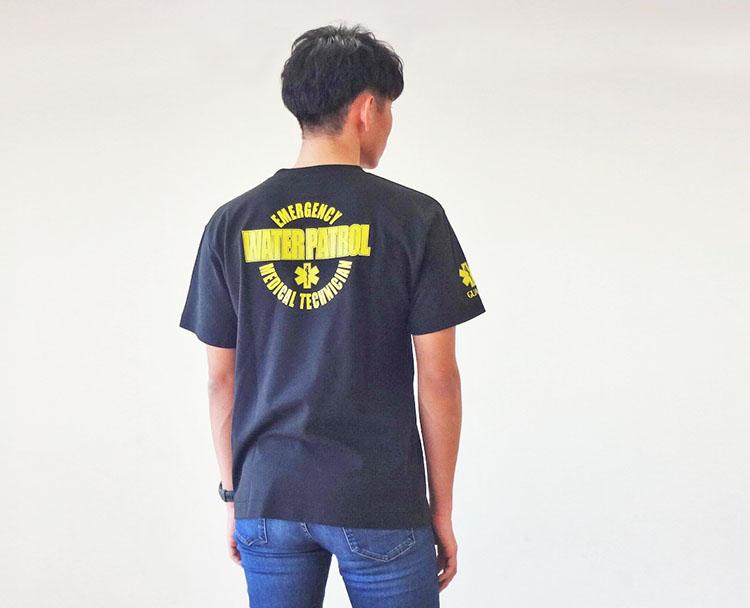 GUARD WATER PATROL ハニカムメッシュTシャツ