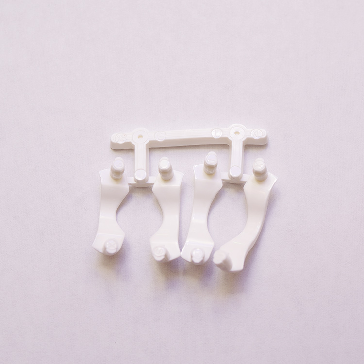 付属品の5種類の鼻ベルト