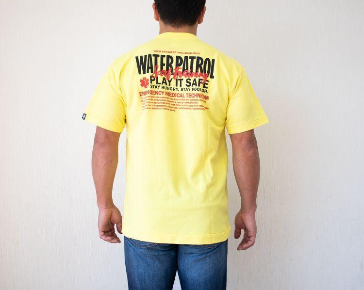 GUARD 吸汗速乾ハニカミメッシュTシャツ WATERPATROL&EMT