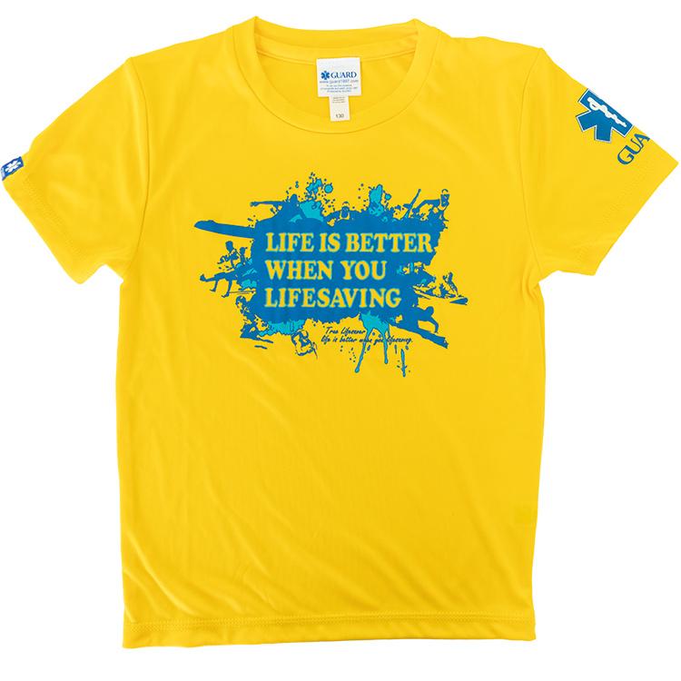 Tシャツ前身