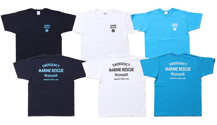 GUARD マリンレスキュー 綿100% ハイグレードTシャツ