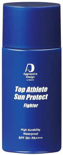 Top Athlete Sun Protect Fighter