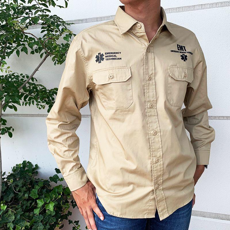 LWS-268 ワークシャツ