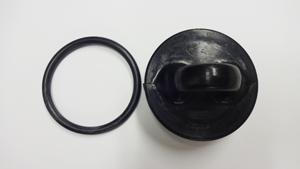 DLRGレスキューマネキン用キャップ 底部蓋 ワッシャー付 ライフセービング ライフガード グッズ