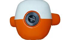 DLRGレスキューマネキン用キャップ 頭部蓋 ワッシャー付 ライフセービング ライフガード グッズ