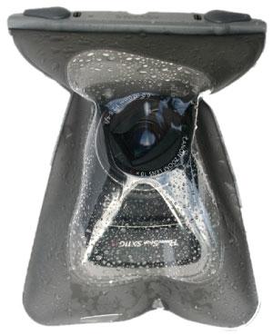 防水ケース アクアパック compact camera コンパクトカメラ ライフセービング ライフガード グッズ