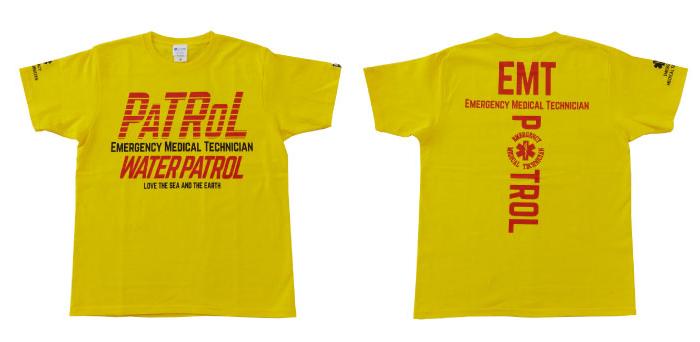 WATERPATROL TシャツS-229
